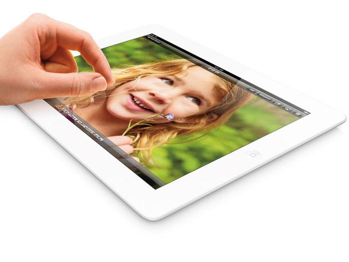 iPad Retina ディスプレイモデル