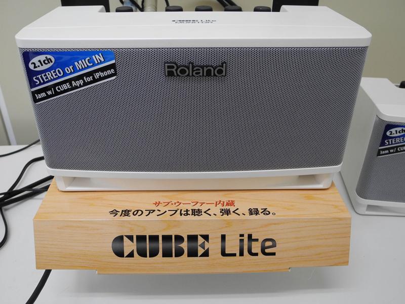 モニターアンプ「CUBE Lite MONITOR」