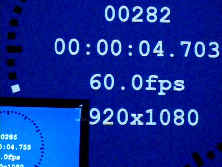 HDMI接続。映像処理=速い