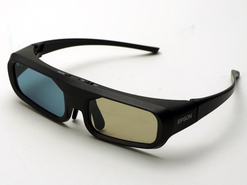 付属3Dメガネ「ELPGS03」はフルHDグラス・イニシアチブ規格準拠