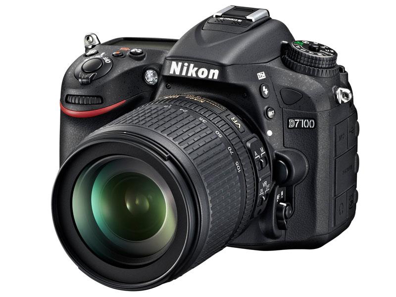 デジタル一眼レフカメラ「D7100」