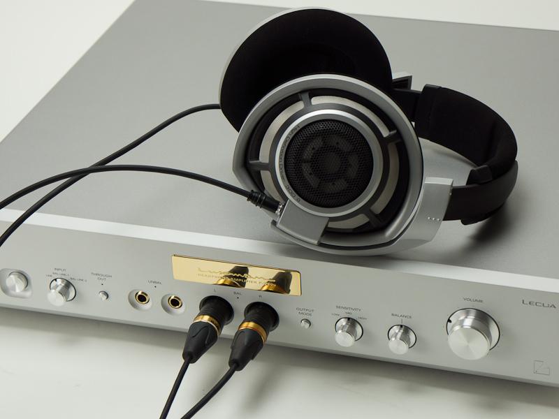HD800とHD650もバランス駆動で聴いてみる