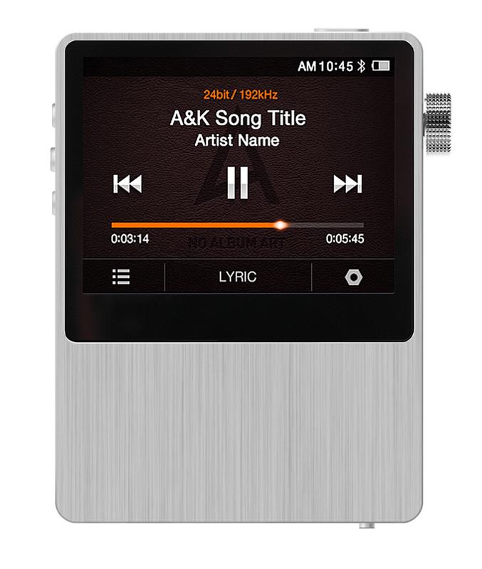 シルバー(AK100-32GB-SLV)