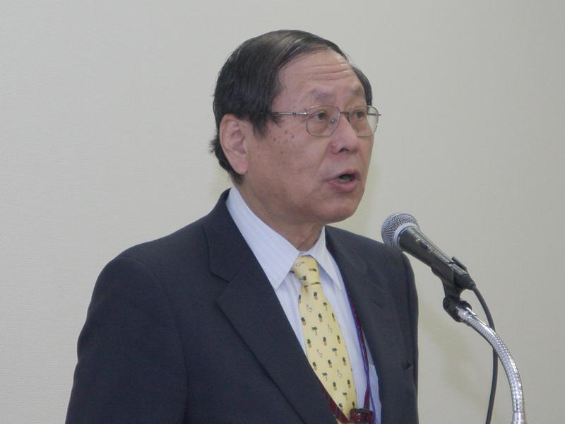 IPTVフォーラム 技術委員会 主査の関祥行氏