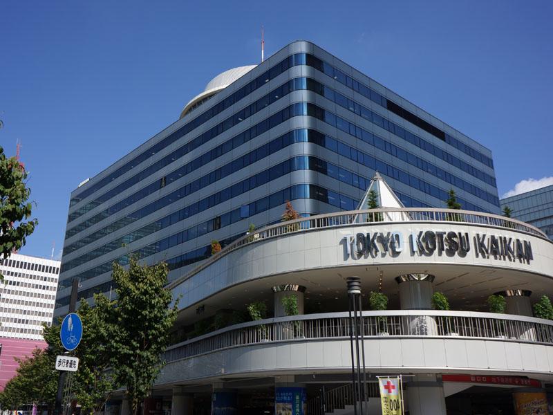 ハイエンドショウが毎年開催されている東京交通会館