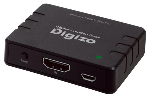デジ像HDMIスプリッター