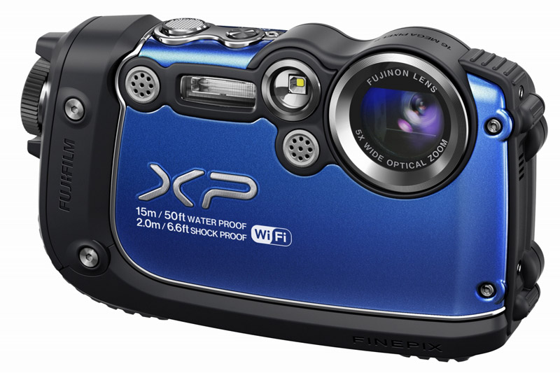 FinePix XP200(ブルー)