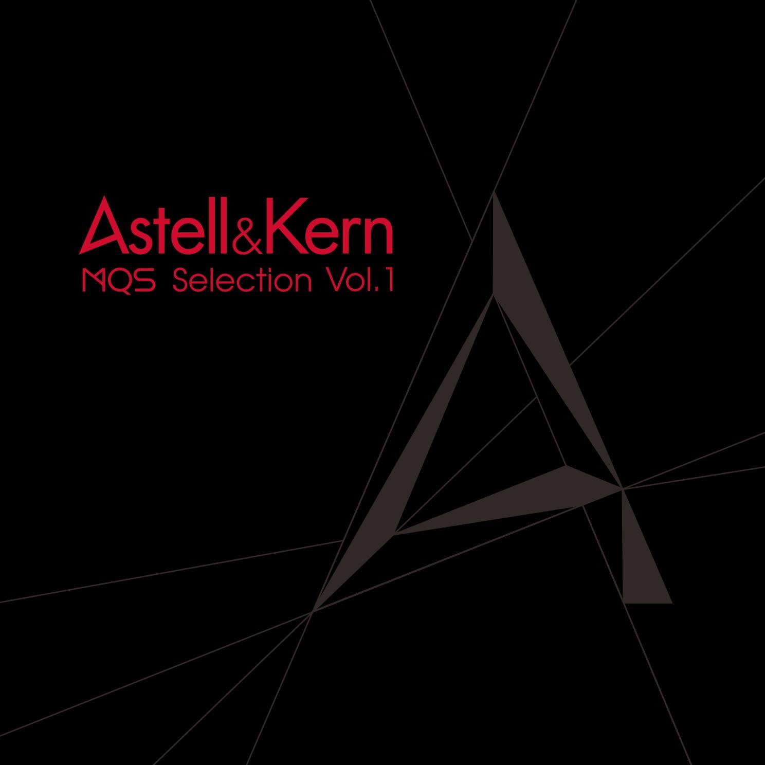 Astell & Kern MQS Selection Vol.1 ジャケット