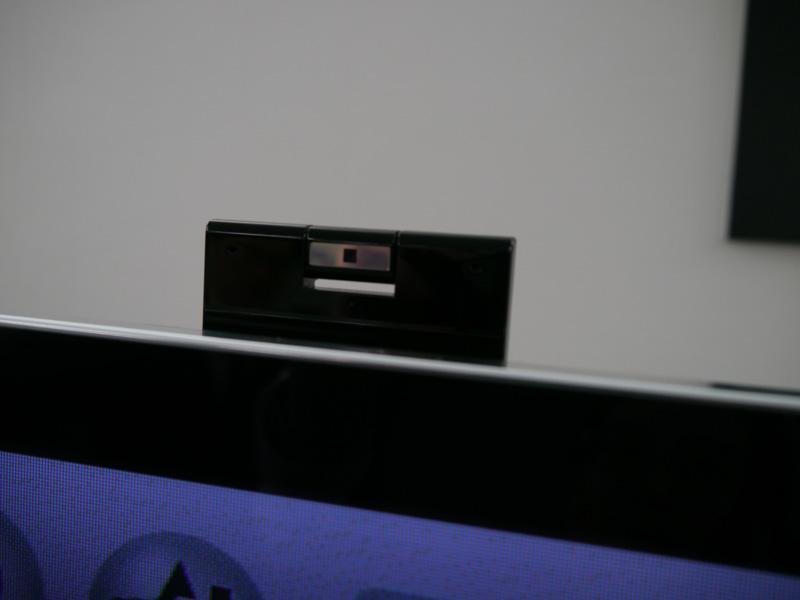 VT60シリーズに搭載されている顔認証カメラ