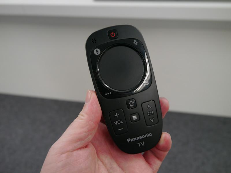 音声操作を可能にするリモコン