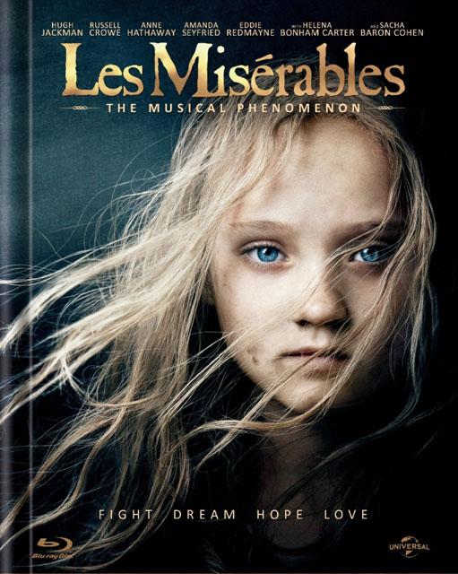 """レ・ミゼラブル フォトブック仕様<br class="""""""">ブルーレイ&amp;DVD(2枚組)<span class=""""fnt-70"""">(c)2012 Universal Studios.ALL RIGHTS RESERVED</span>"""