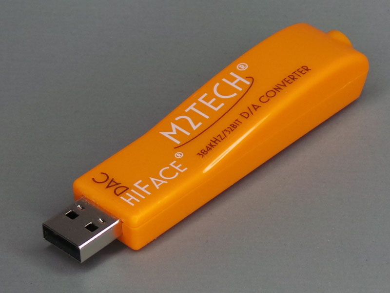 USB DAC「hiFaceDAC」