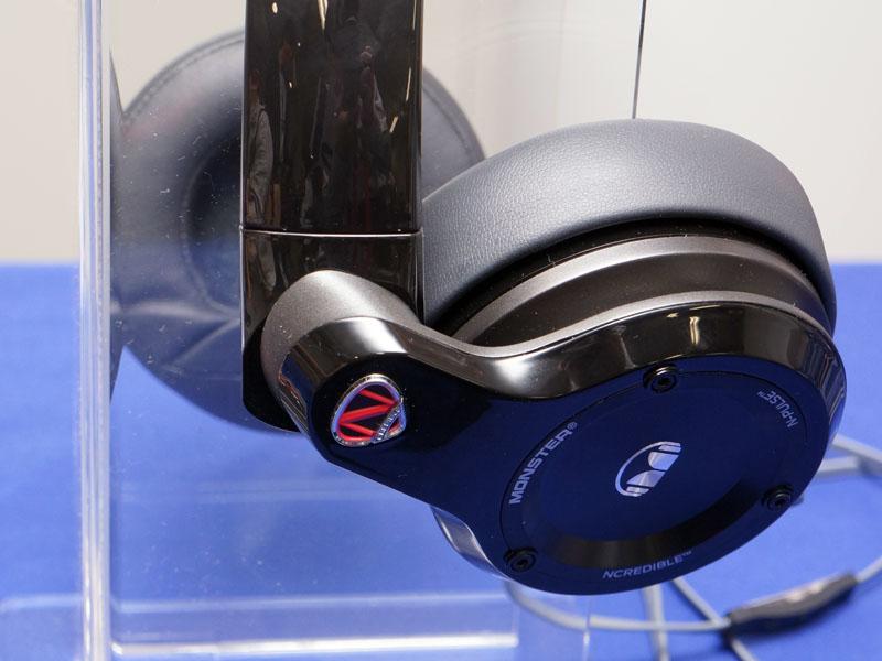 ミュージシャン・俳優として活躍するニック・キャノンが監修したMONSTERの「NCredible Headphones」に、DJ用モデル「N-PULSE」が登場。5月中旬発売予定で、実売22,000円前後