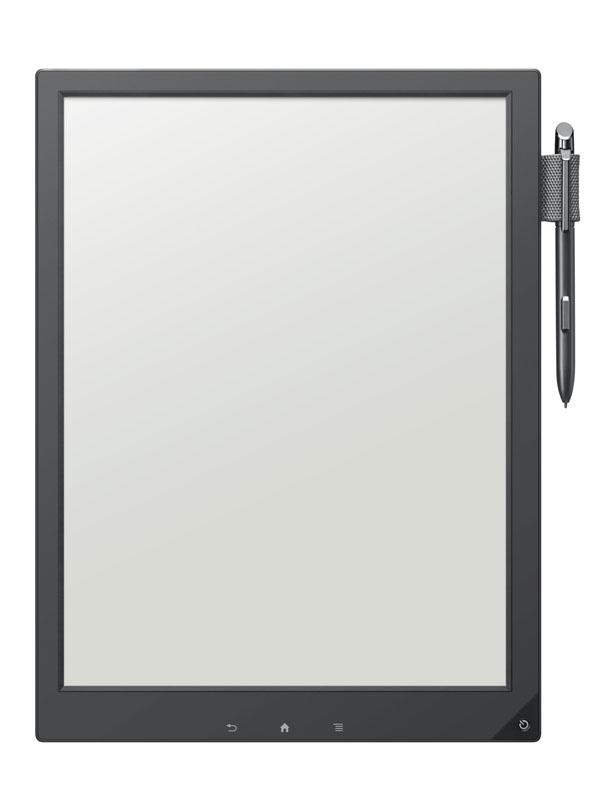デジタルペーパー試作機