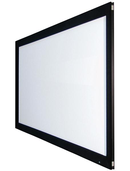 ピュアマットIIIの張込み型スクリーン