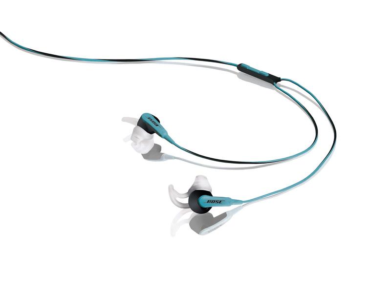 Bose SIE2i sport headphones(Blue)