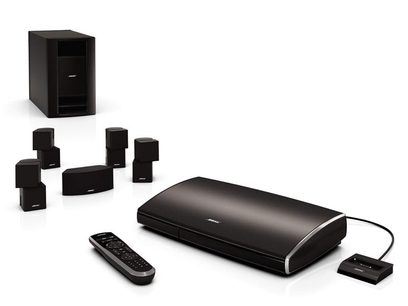 Lifestyle V35 home entertainment system