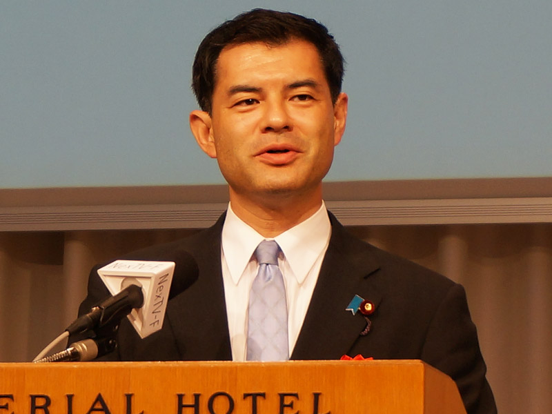 柴山昌彦 総務副大臣