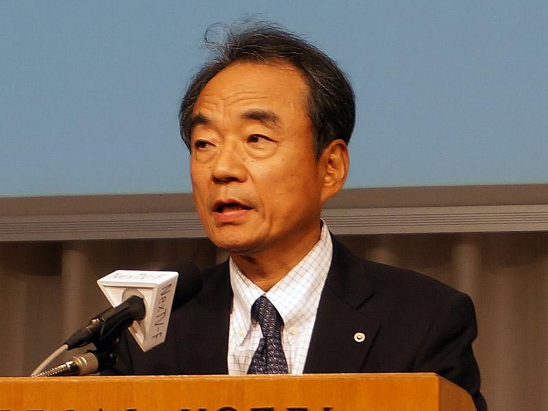 NTT 片山泰祥副社長