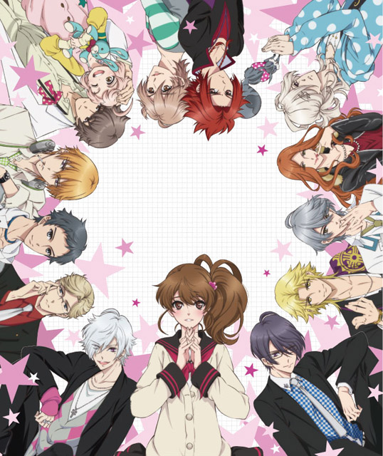"""BROTHERS CONFLICT<br class=""""""""><span class=""""fnt-70"""">(C)ウダジョ/エム・ツー/アスキー・メディアワークス/ブラコン製作委員会</span>"""