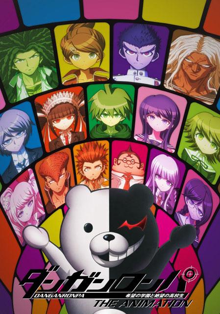 """ダンガンロンパ The Animation<br class=""""""""><span class=""""fnt-70"""">(C)Spike Chunsoft Co., Ltd./ 希望ヶ峰学園映像部 All Rights Reserved.</span>"""