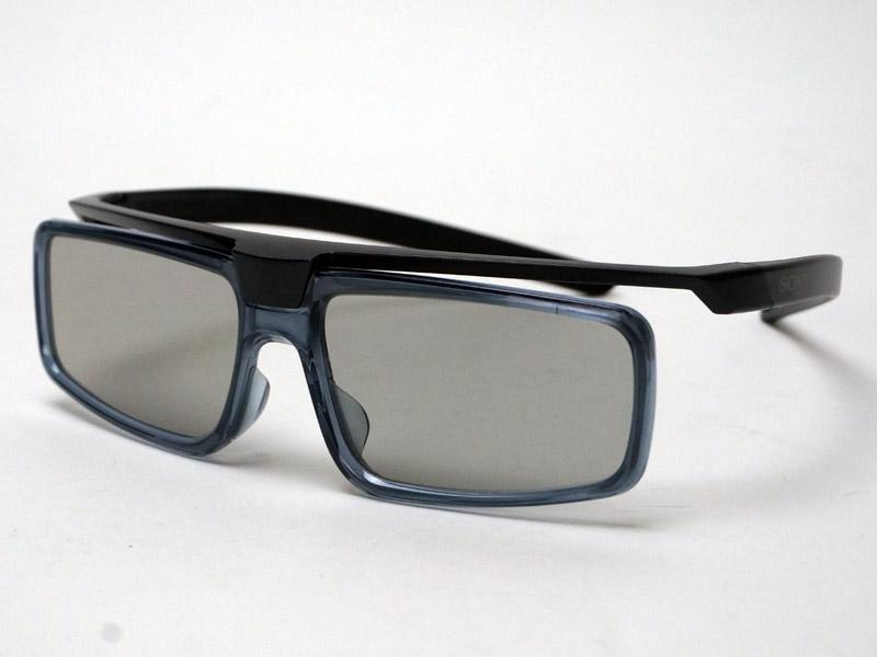 偏光方式の3Dメガネ「TDG-500P」