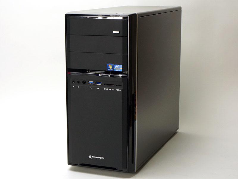マウスコンピュータの「MDV-AFX9220SW5-WS」