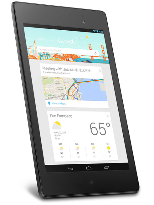 Android 4.3を搭載