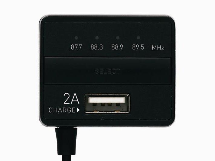 USBポート部