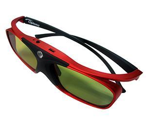 別売の3Dメガネ「ZD30」
