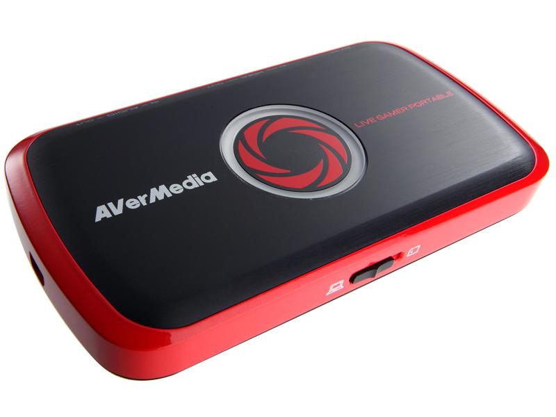Live Gamer Portable AVT-C875