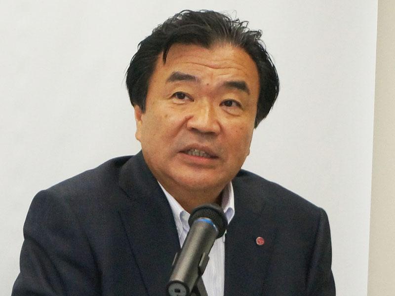 LG Electronics Japan Lab 尾上善憲代表取締役
