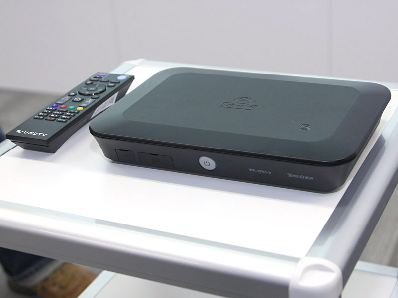 Android搭載STB「ST-3200」