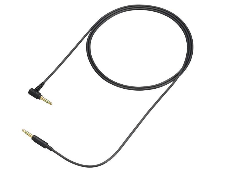 有線接続用ケーブルも同梱