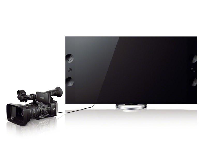 4K対応BRAVIA「KD-84X9000/65X9200A/55X9200A」とは、HDMIケーブル1本で4K/60p表示が可能