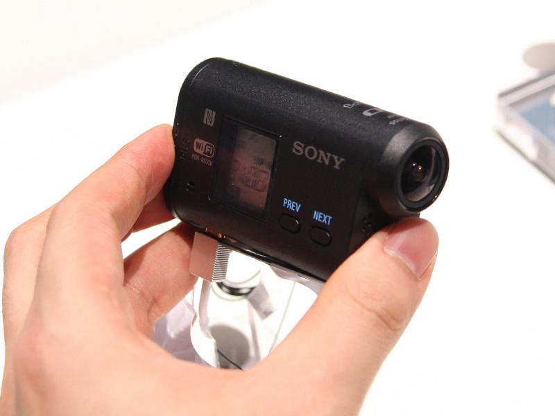 アクションカムの「HDR-AS30V」