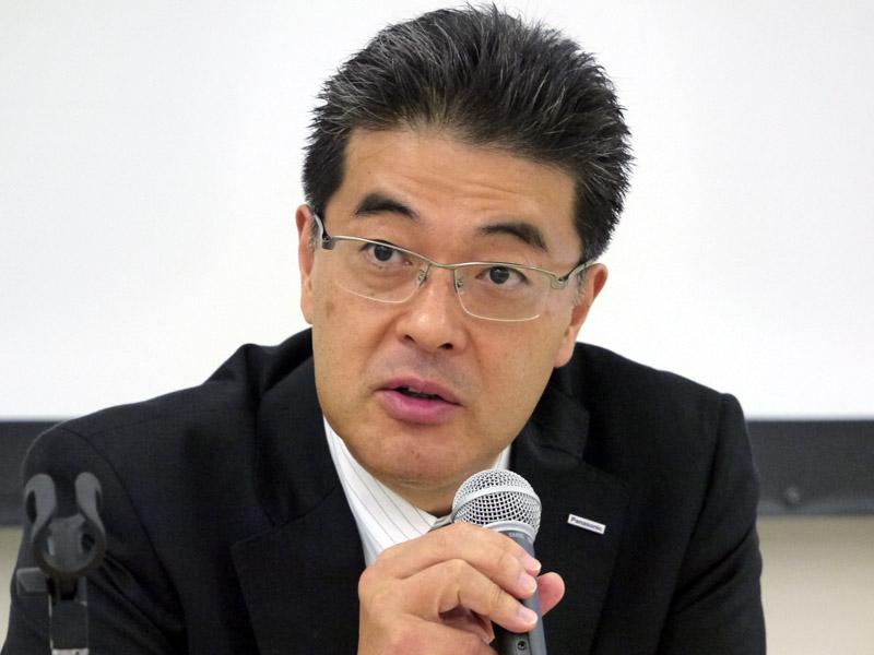 パナソニック AVCネットワークス社テレビ事業部・楠見雄規事業部長