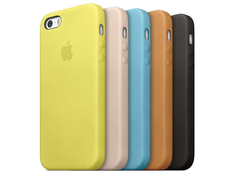純正専用ケース「iPhone 5s Case」