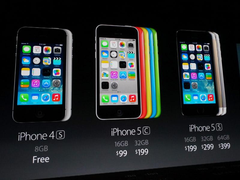 新iPhoneのラインナップ