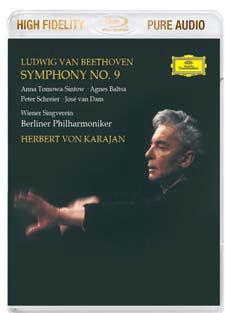 ヘルベルト・フォン・カラヤン/ベートーヴェン:交響曲第9番 合唱