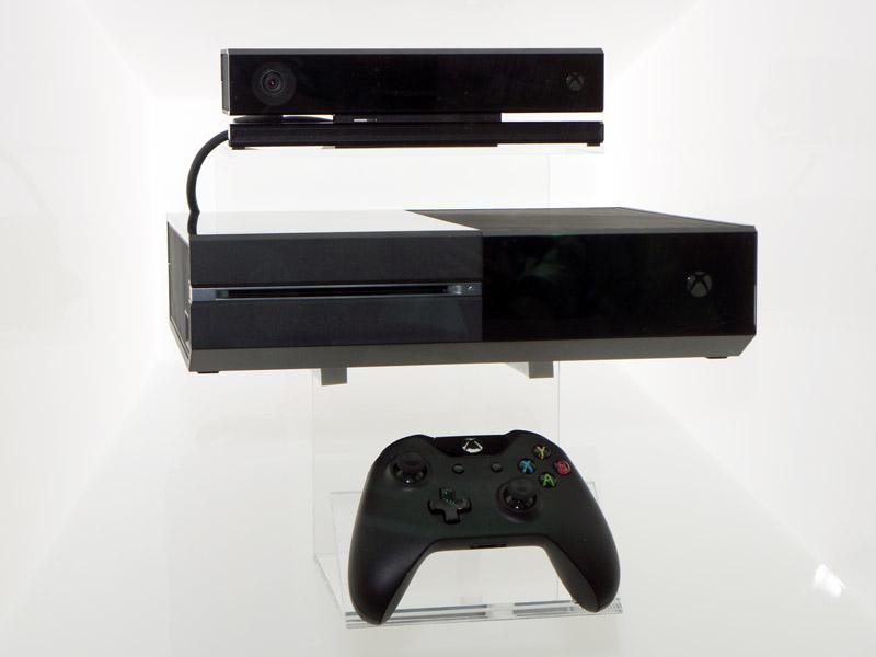 東京ゲームショウ2013で展示されたXbox One
