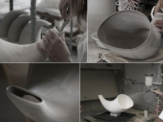 イタリアの職人による手作り