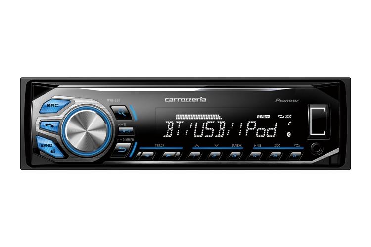 Bluetooth搭載の「MVH-590」