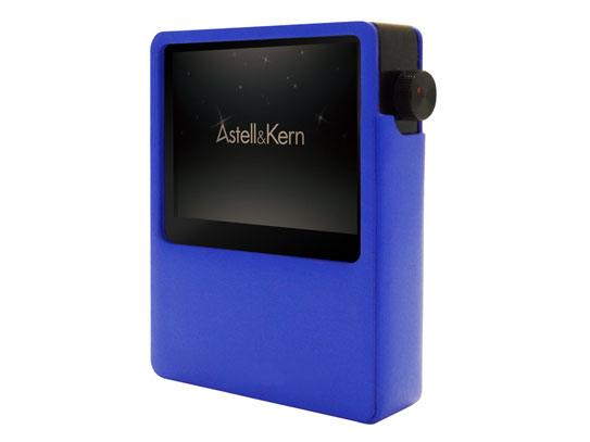 AK100 デザイナーズケースのブルー