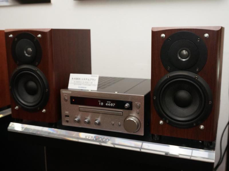 A-K805とLS-K901-M