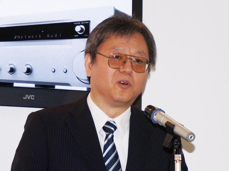 宮本昌俊 オーディオ事業部長