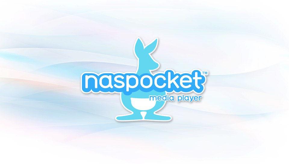 PS Vitaの「naspocket」