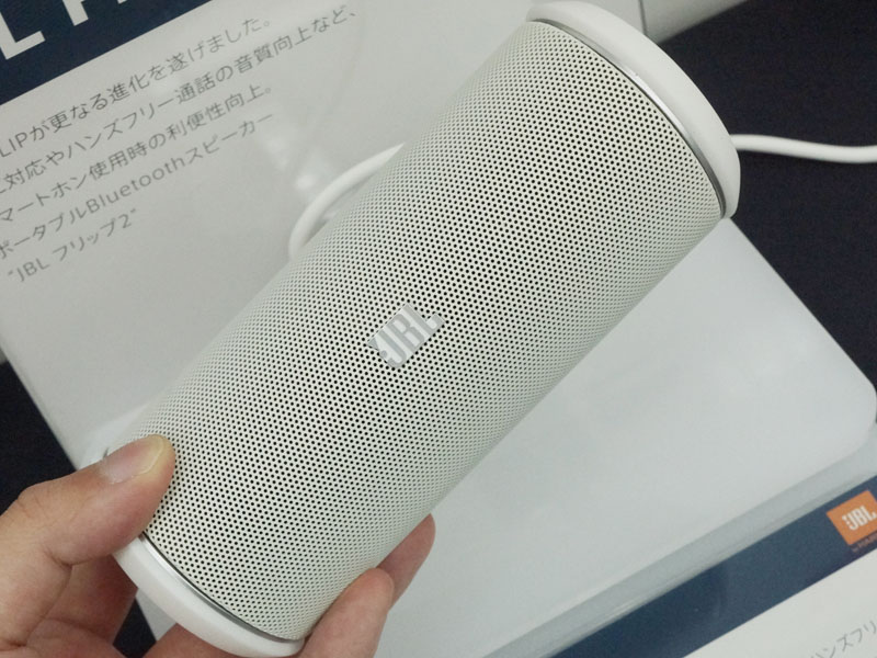 Bluetoothスピーカーの「FLIP 2」