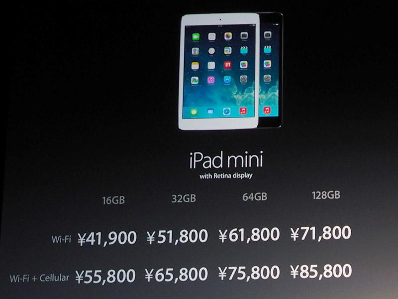 Apple Store価格