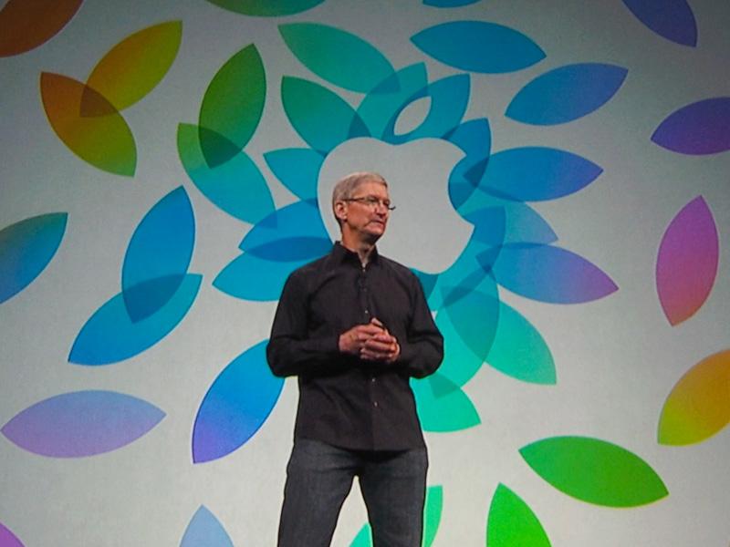 Appleのティム・クックCEO